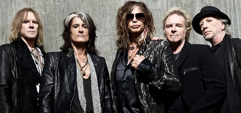 Aerosmith Rosario