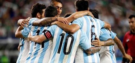 Argentina vs Peru Buenos Aires