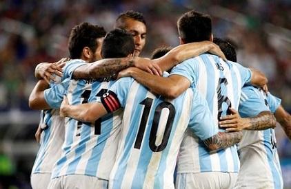 Entradas Argentina vs Peru