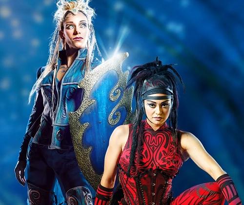 Entradas Cirque du Soleil Amaluna