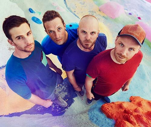 Entradas Coldplay