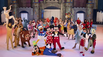 Entradas Disney on Ice