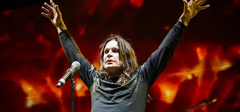 Ozzy Osbourne Buenos Aires